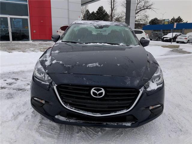 2018 Mazda Mazda3 Sport CONVENIENCE PKG | CERTIFIED (Stk: P0613) in Mississauga - Image 8 of 19