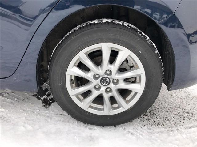 2018 Mazda Mazda3 Sport CONVENIENCE PKG | CERTIFIED (Stk: P0613) in Mississauga - Image 10 of 19