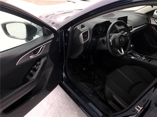 2018 Mazda Mazda3 Sport CONVENIENCE PKG | CERTIFIED (Stk: P0613) in Mississauga - Image 11 of 19