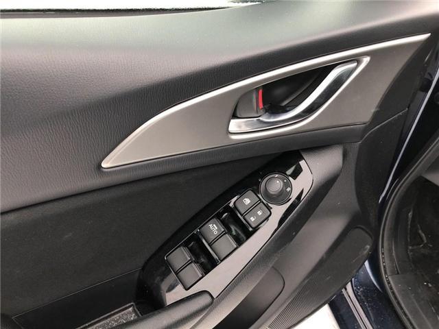2018 Mazda Mazda3 Sport CONVENIENCE PKG | CERTIFIED (Stk: P0613) in Mississauga - Image 13 of 19