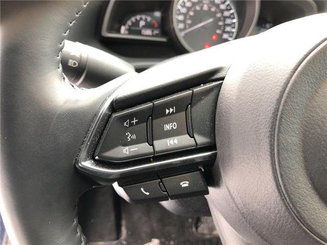2018 Mazda Mazda3 Sport CONVENIENCE PKG | CERTIFIED (Stk: P0613) in Mississauga - Image 14 of 19