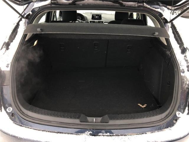 2018 Mazda Mazda3 Sport CONVENIENCE PKG | CERTIFIED (Stk: P0613) in Mississauga - Image 19 of 19