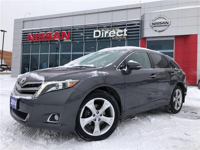 2014 Toyota Venza CERTIFIED | FULLY LOADED V6 (Stk: N3638A) in Mississauga - Image 1 of 14