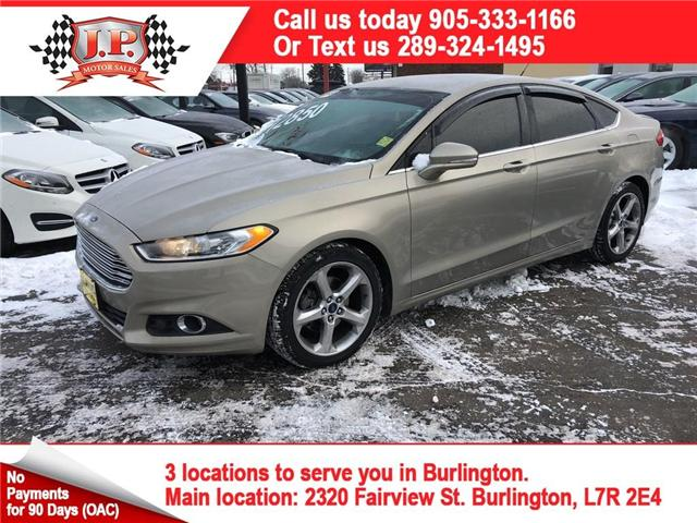 2015 Ford Fusion SE (Stk: 43385A) in Burlington - Image 1 of 24