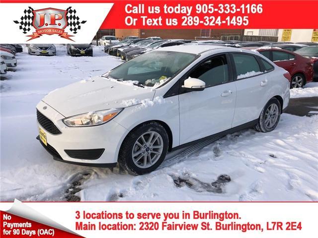 2017 Ford Focus SE (Stk: 45305) in Burlington - Image 1 of 24