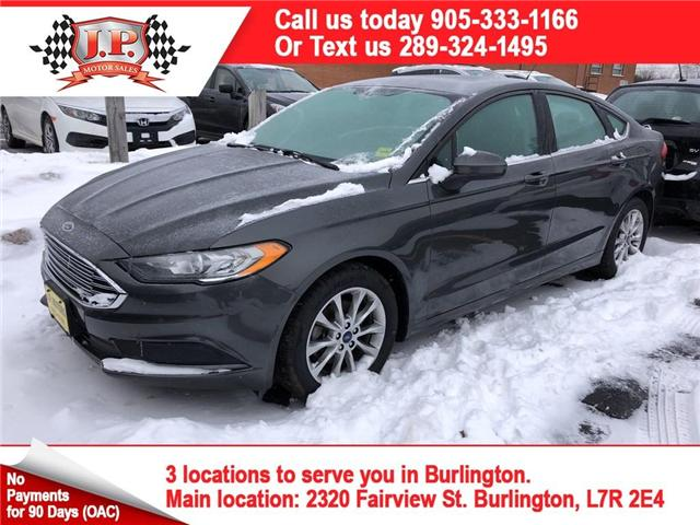 2017 Ford Fusion SE (Stk: 45523A) in Burlington - Image 1 of 23