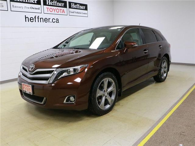 2013 Toyota Venza Base V6 (Stk: 195046) in Kitchener - Image 1 of 30
