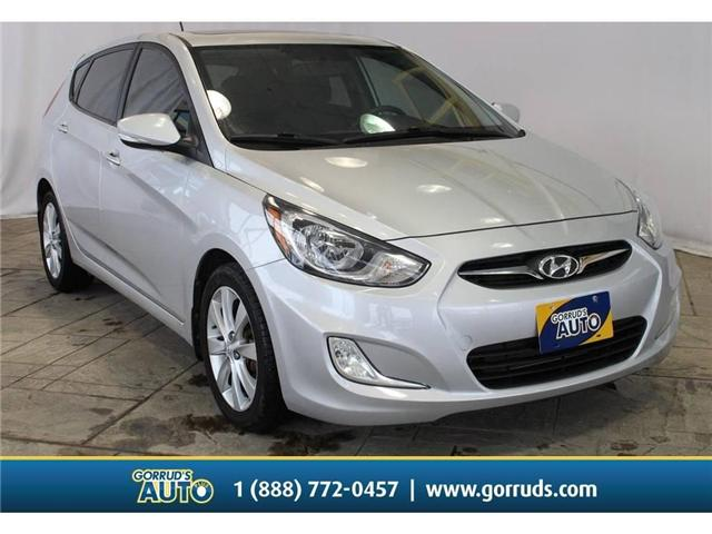 2013 Hyundai Accent  (Stk: 070235) in Milton - Image 1 of 41