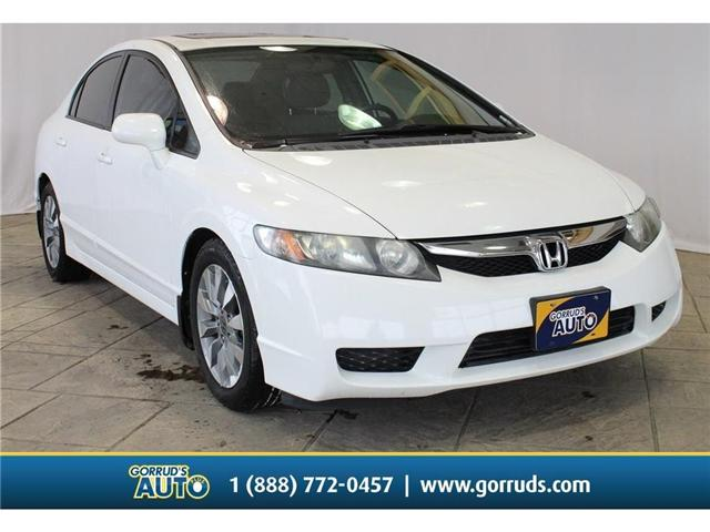 2009 Honda Civic EX-L (Stk: 107684) in Milton - Image 1 of 40