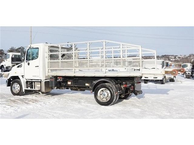 2018 Hino 258 w/XR7L, Toolbox, Pintle Plate & Tow Pkg - (Stk: HLTW13010A) in Barrie - Image 2 of 7