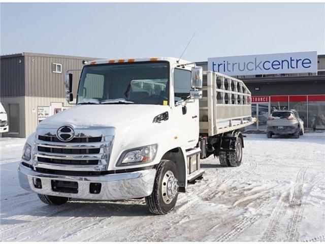 2018 Hino 258 w/XR7L, Toolbox, Pintle Plate & Tow Pkg - (Stk: HLTW13010A) in Barrie - Image 6 of 7