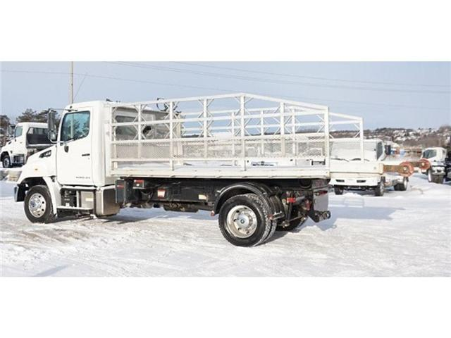 2018 Hino 258 w/XR7L, Toolbox, Pintle Plate & Tow Pkg - (Stk: HLTW13010A) in Barrie - Image 7 of 7