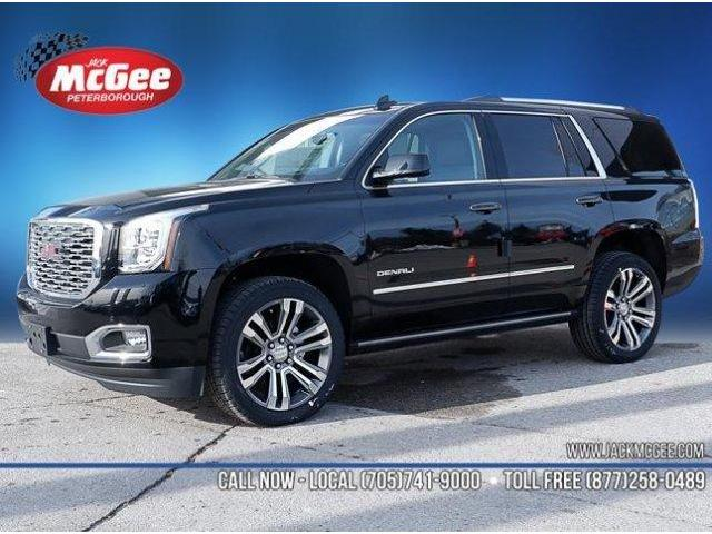 2019 GMC Yukon Denali (Stk: 19090) in Peterborough - Image 1 of 4