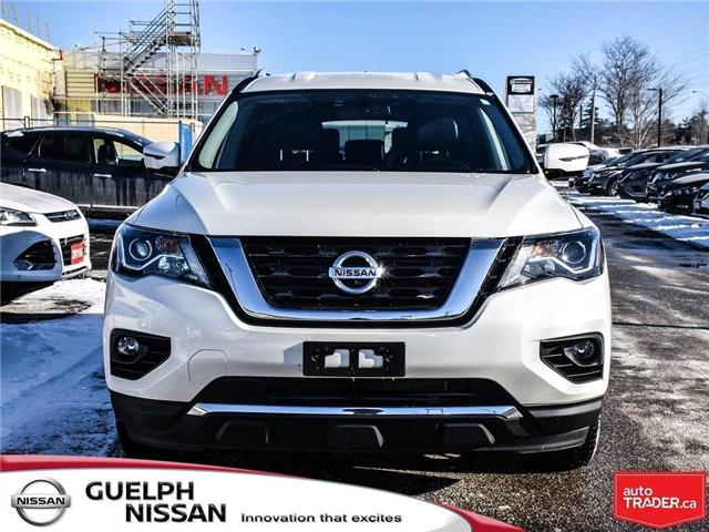 2017 Nissan Pathfinder  (Stk: N19855A) in Guelph - Image 2 of 23