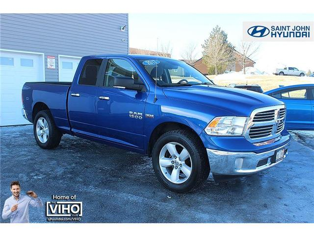 2017 RAM 1500 SLT (Stk: U1963) in Saint John - Image 1 of 17