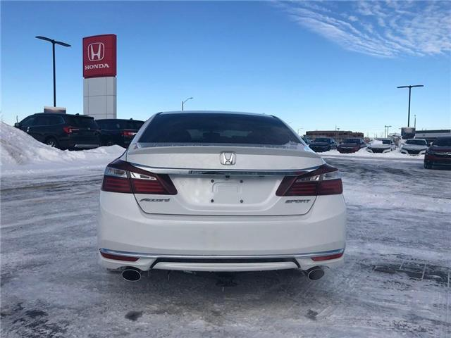 2016 Honda Accord Sport (Stk: 1235A) in Nepean - Image 4 of 22
