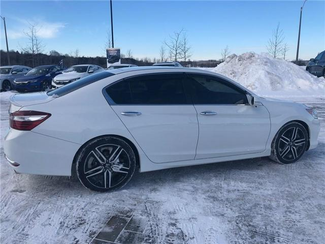 2016 Honda Accord Sport (Stk: 1235A) in Nepean - Image 6 of 22