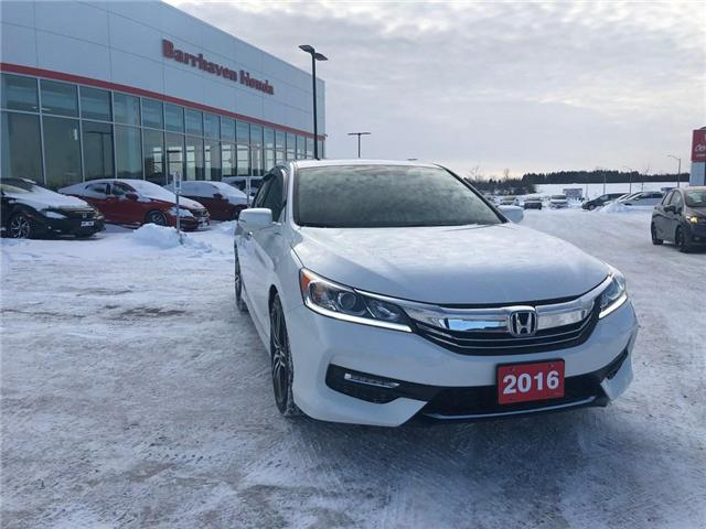 2016 Honda Accord Sport (Stk: 1235A) in Nepean - Image 7 of 22