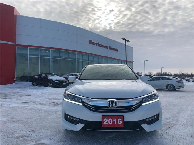 2016 Honda Accord Sport (Stk: 1235A) in Nepean - Image 8 of 22