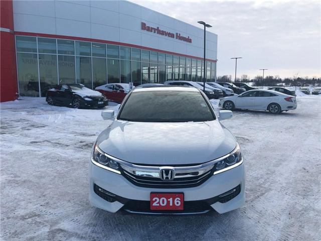 2016 Honda Accord Sport (Stk: 1235A) in Nepean - Image 9 of 22