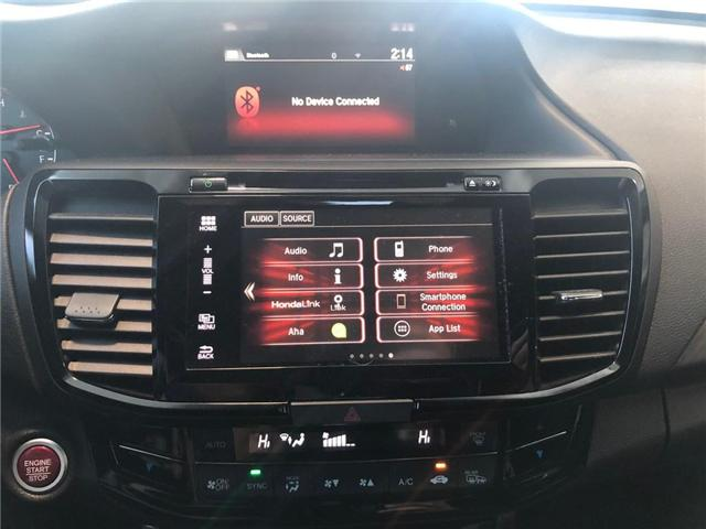 2016 Honda Accord Sport (Stk: 1235A) in Nepean - Image 11 of 22