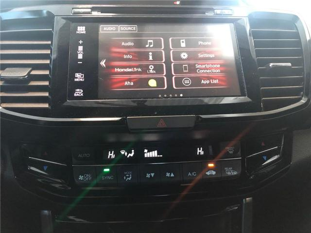 2016 Honda Accord Sport (Stk: 1235A) in Nepean - Image 12 of 22