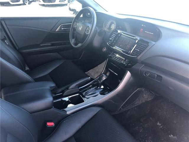 2016 Honda Accord Sport (Stk: 1235A) in Nepean - Image 20 of 22