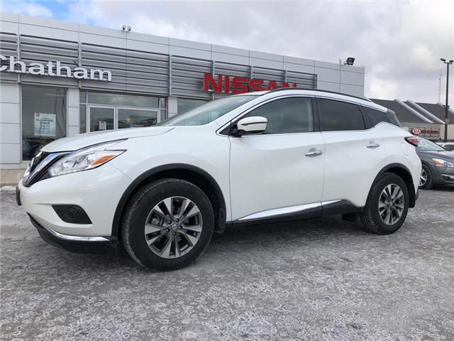 2017 Nissan Murano S (Stk: 8354A) in Chatham - Image 2 of 17