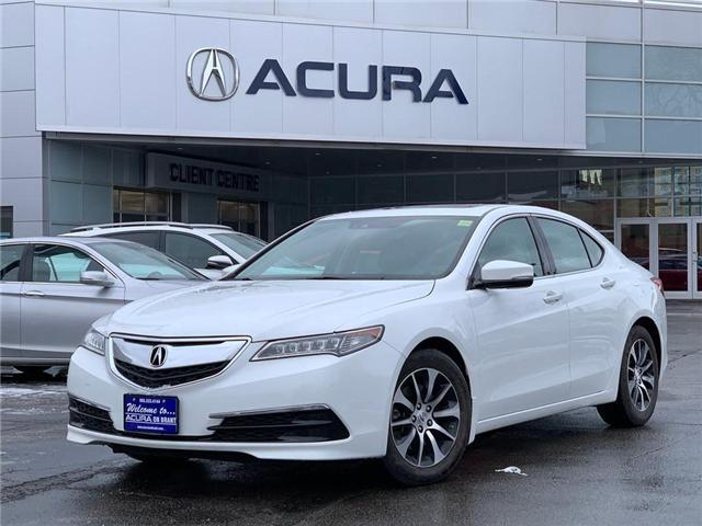2015 Acura TLX Tech (Stk: 4002) in Burlington - Image 1 of 30