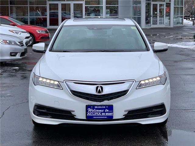 2015 Acura TLX Tech (Stk: 4002) in Burlington - Image 2 of 30