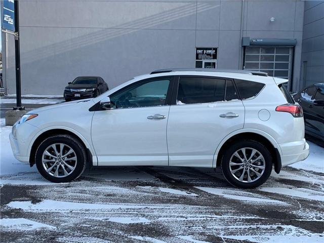 2017 Toyota RAV4 Limited (Stk: 3924) in Burlington - Image 3 of 30