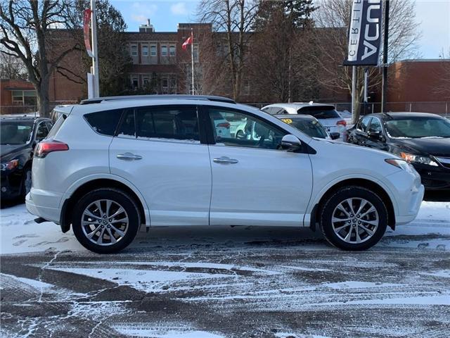 2017 Toyota RAV4 Limited (Stk: 3924) in Burlington - Image 7 of 30