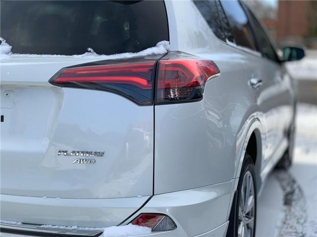 2017 Toyota RAV4 Limited (Stk: 3924) in Burlington - Image 11 of 30