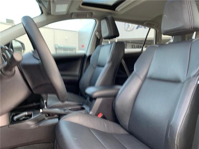 2017 Toyota RAV4 Limited (Stk: 3924) in Burlington - Image 13 of 30