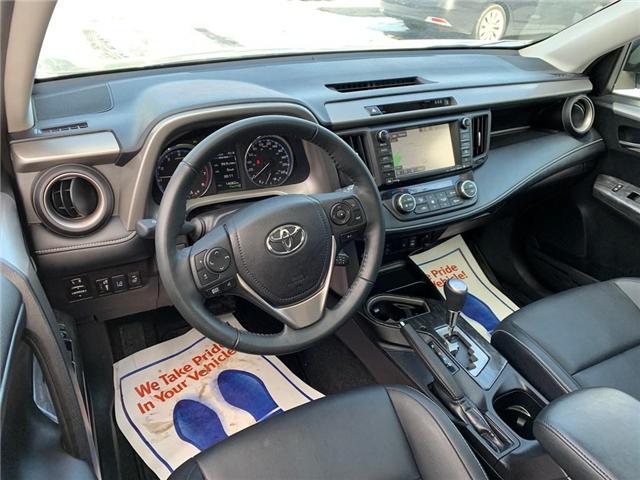 2017 Toyota RAV4 Limited (Stk: 3924) in Burlington - Image 16 of 30