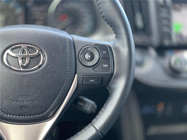 2017 Toyota RAV4 Limited (Stk: 3924) in Burlington - Image 25 of 30