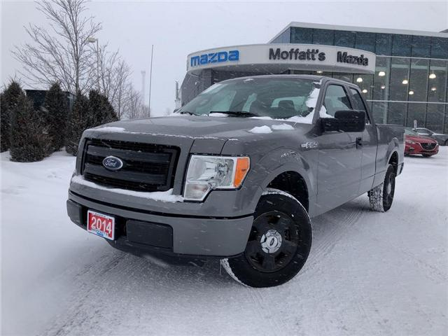 2014 Ford F-150 XL (Stk: 27143) in Barrie - Image 1 of 17