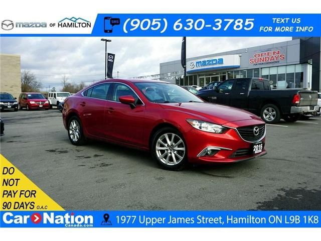 2016 Mazda 6 GS (Stk: HU577A) in Hamilton - Image 1 of 30