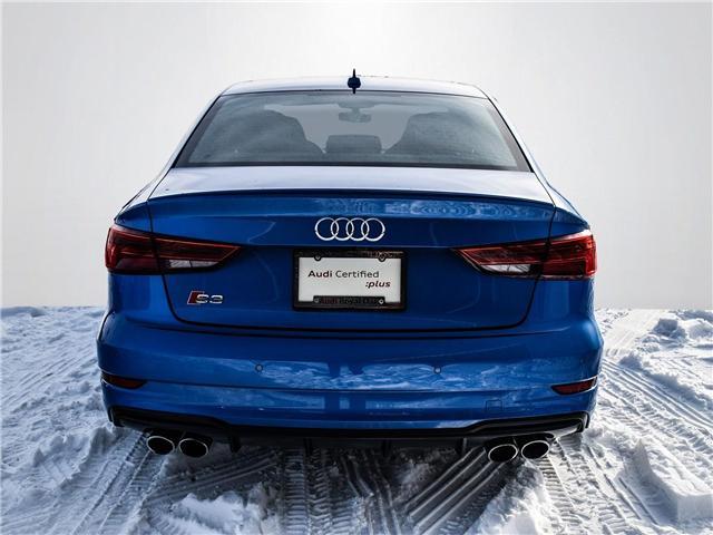 2018 Audi S3 2.0T Technik (Stk: N4421) in Calgary - Image 5 of 24