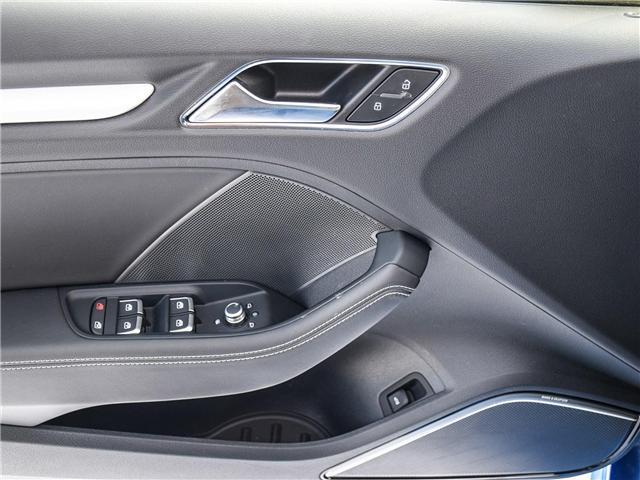 2018 Audi S3 2.0T Technik (Stk: N4421) in Calgary - Image 9 of 24