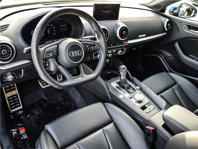 2018 Audi S3 2.0T Technik (Stk: N4421) in Calgary - Image 10 of 24