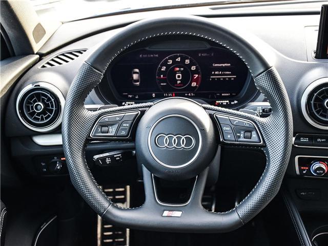 2018 Audi S3 2.0T Technik (Stk: N4421) in Calgary - Image 14 of 24
