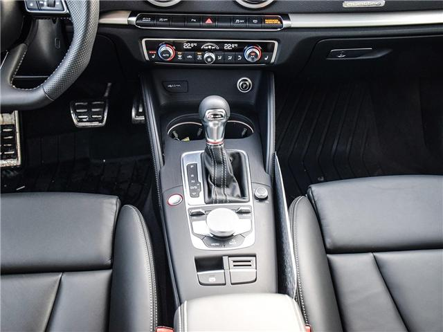 2018 Audi S3 2.0T Technik (Stk: N4421) in Calgary - Image 15 of 24