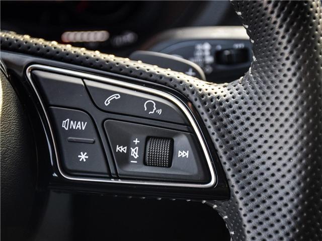 2018 Audi S3 2.0T Technik (Stk: N4421) in Calgary - Image 20 of 24