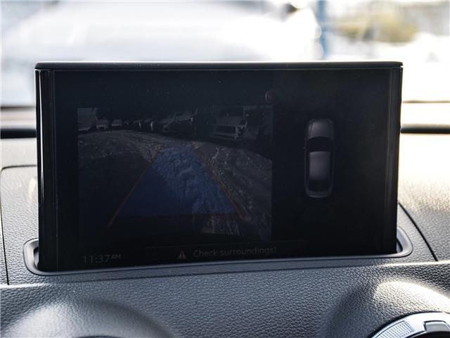 2018 Audi S3 2.0T Technik (Stk: N4421) in Calgary - Image 22 of 24