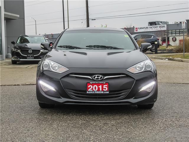 2015 Hyundai Genesis Coupe  (Stk: P5026A) in Ajax - Image 2 of 18