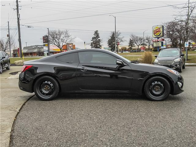 2015 Hyundai Genesis Coupe  (Stk: P5026A) in Ajax - Image 4 of 18