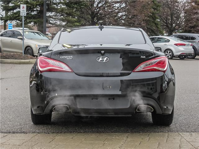 2015 Hyundai Genesis Coupe  (Stk: P5026A) in Ajax - Image 6 of 18