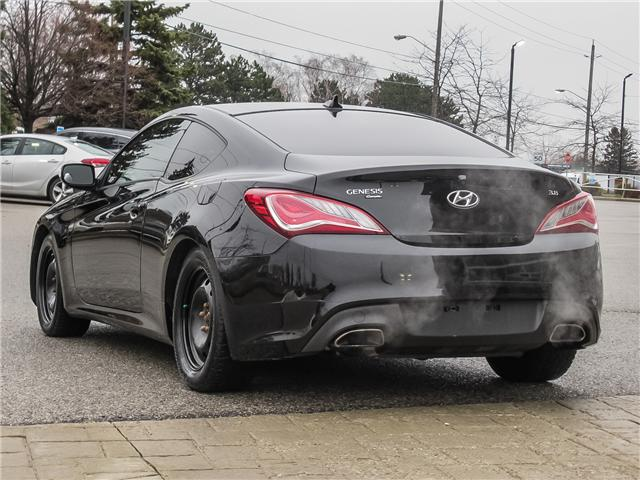 2015 Hyundai Genesis Coupe  (Stk: P5026A) in Ajax - Image 7 of 18