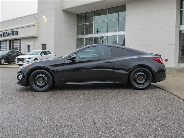 2015 Hyundai Genesis Coupe  (Stk: P5026A) in Ajax - Image 8 of 18
